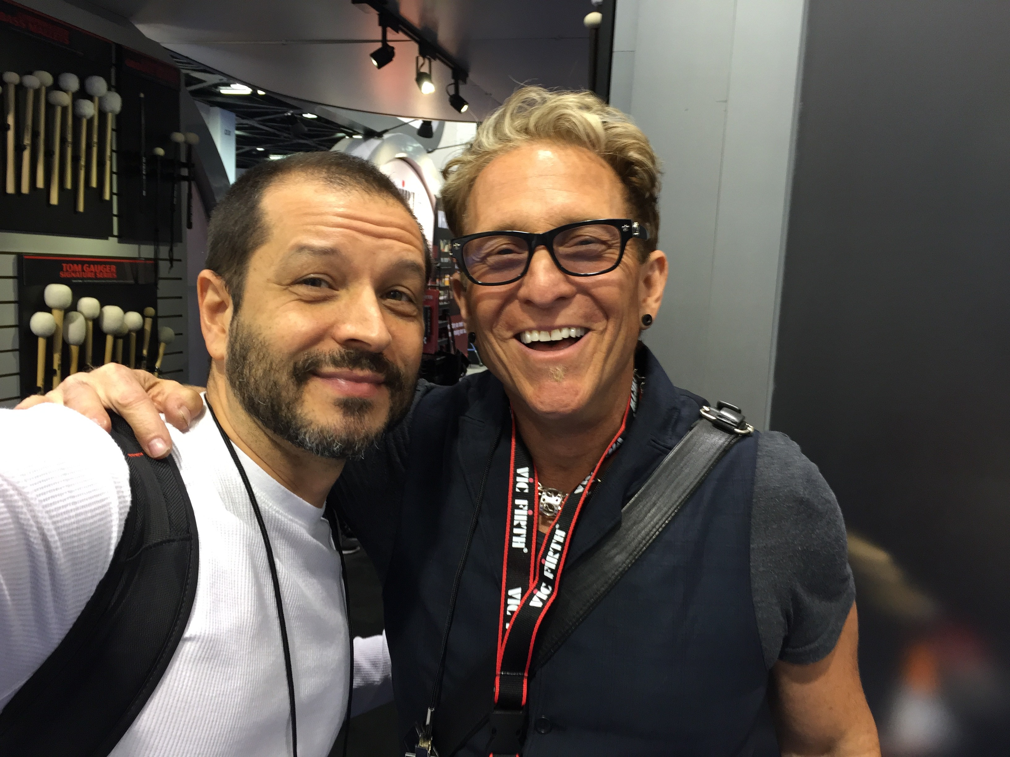 Me and Mark Schulman