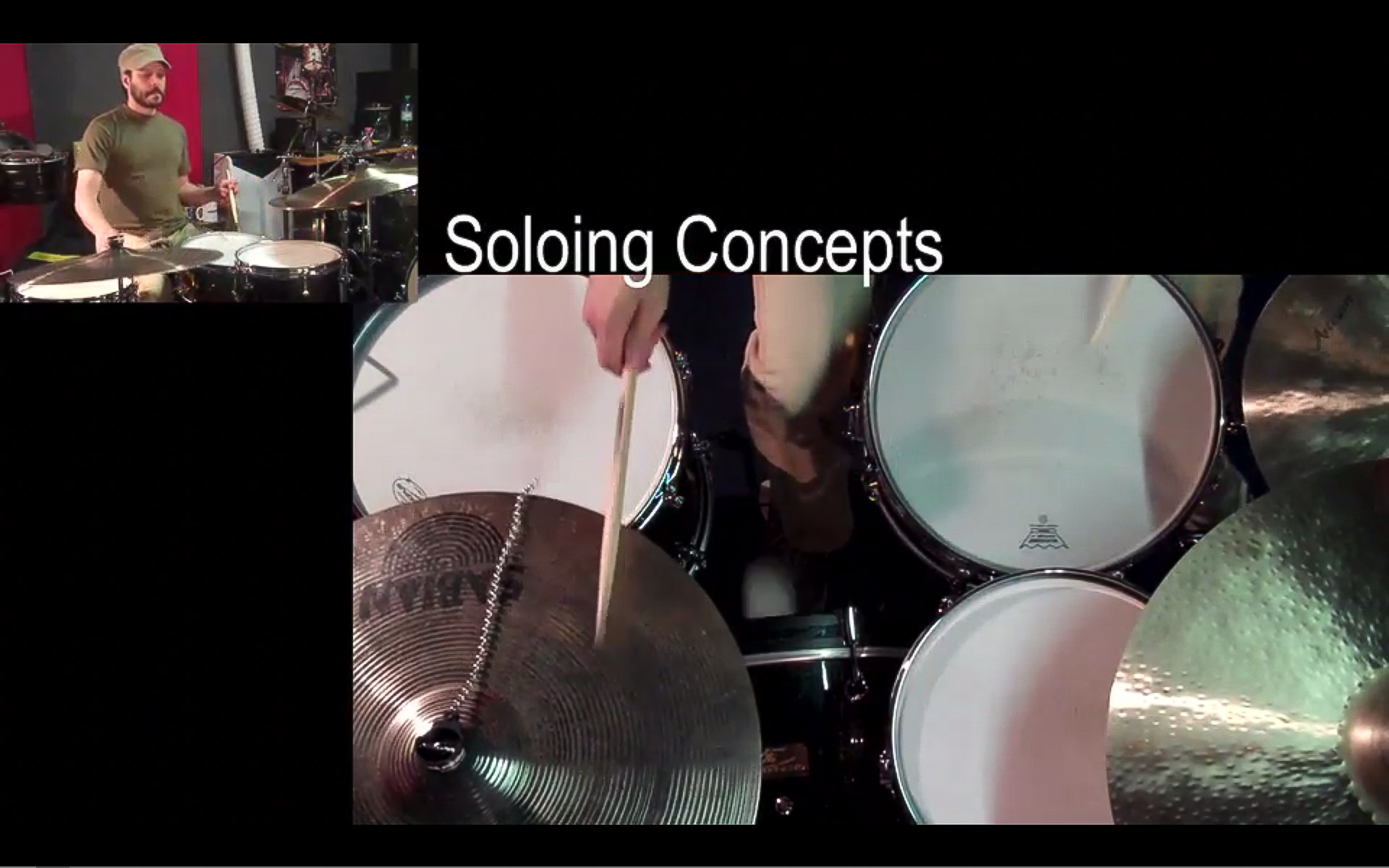 Soloing concepts