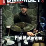 Phil Maturano cover Drumsetmag